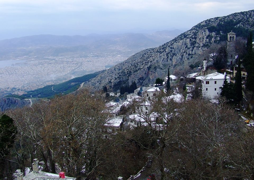 Photo of Ultra Trail Pelion, alternate route 26k only, Thessalia 20161203