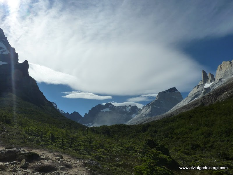 Photo of CHI - Parque Nacional Torres Del Paine. Circuito 'W'