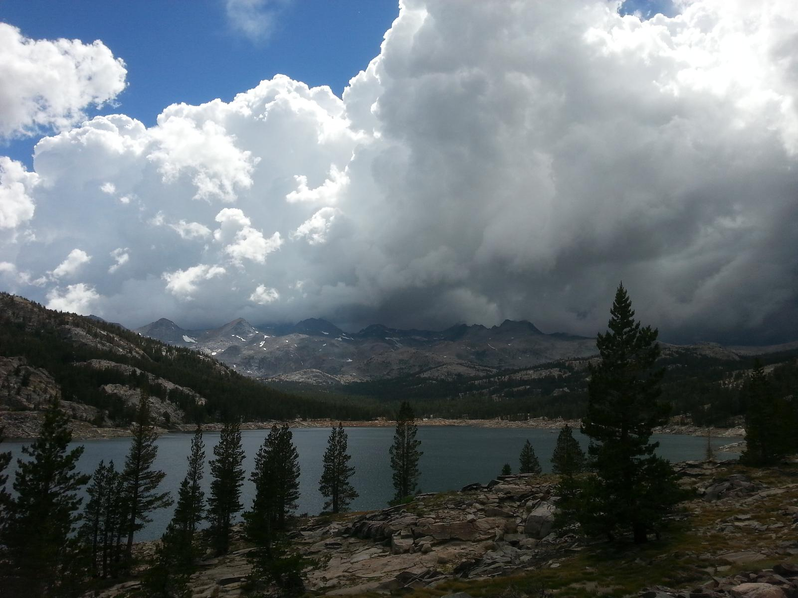 Photo de Silver Lake to Agnew Meadows