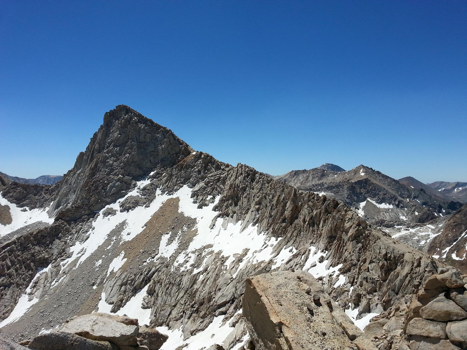 Photo de Mineral King to Sawtooth Pass