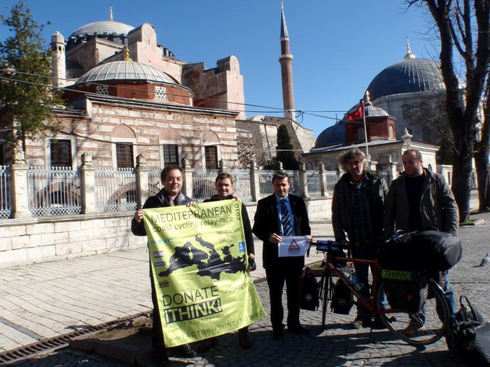 Photo of Cycle TURKEY 2010 Istanbul-Bandirma  ( Vyacheslav Stoyanov )