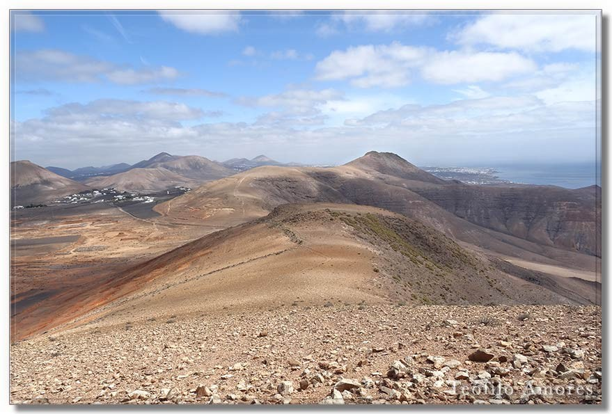 Photo of Lanzarote: Pico Nago (o Naos)