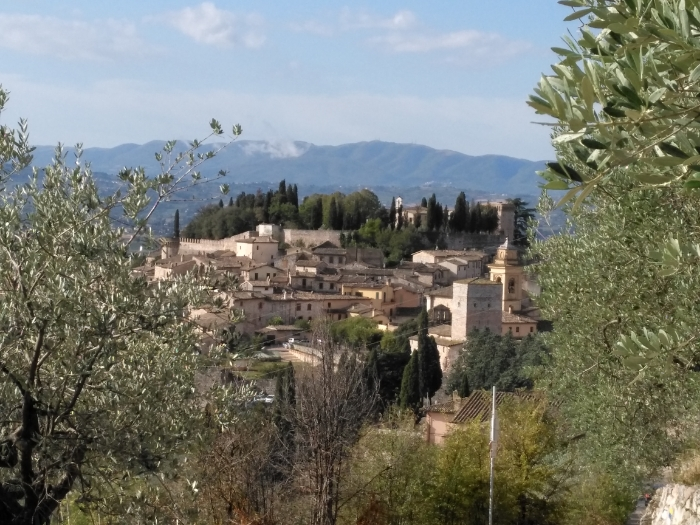 Photo of Panorama su Spello