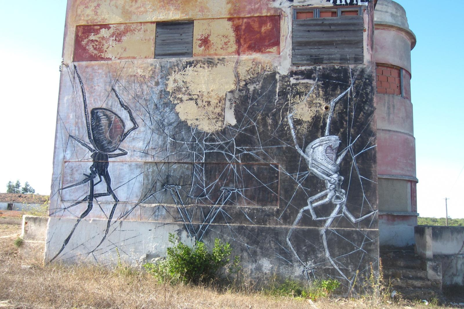 Photo of Graffiti