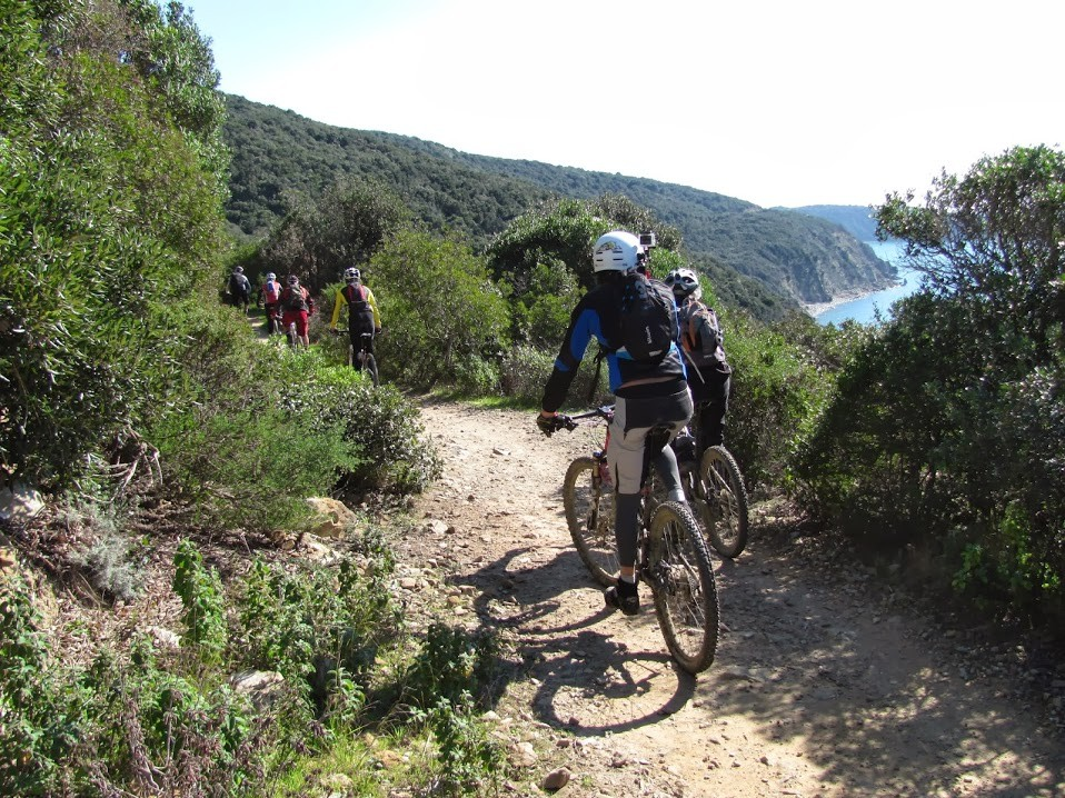 Photo of Promontorio Piombino Enduro