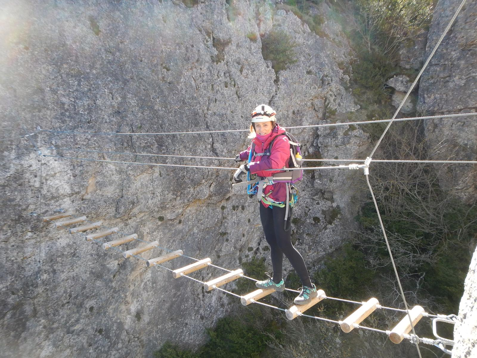 Photo de Via Ferrata Rochefort (Florac - Francia)
