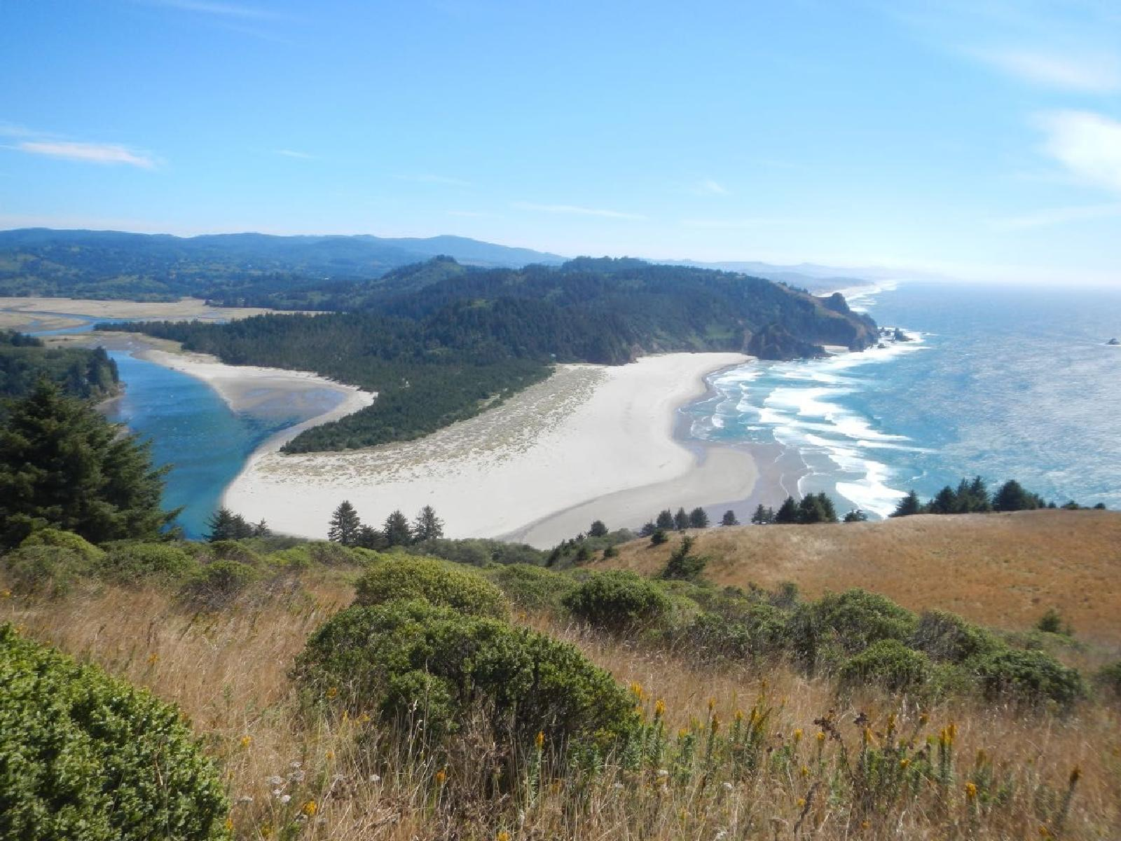 Photo of Cascade Head - Lower Viewpoint from Knight County Park