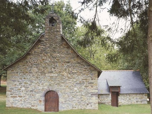Foto di 168 - Chapelle St-Laurent, Ménigon, bois de Cournon