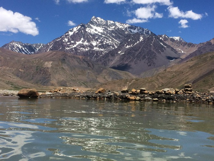 Photo of Embalse del Yeso - Termas del Plomo