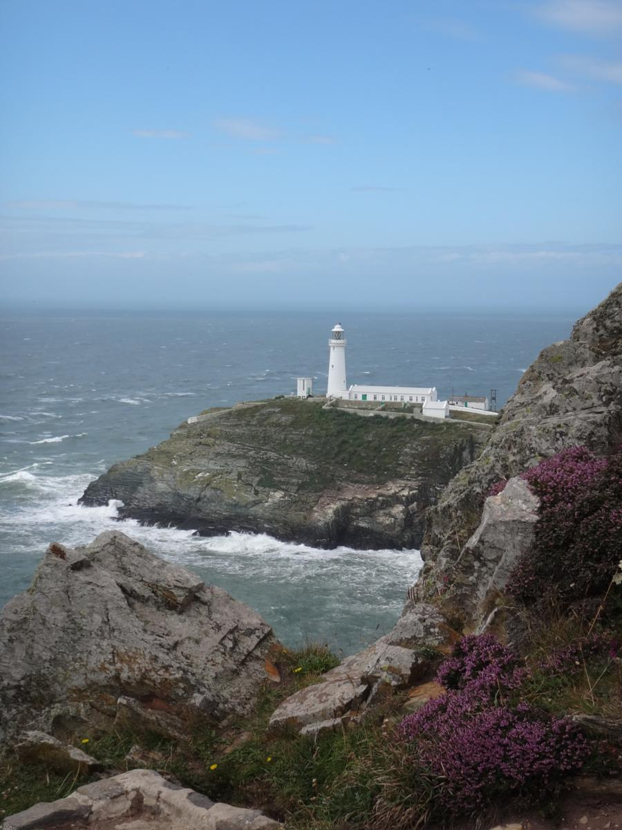 Zdjęcie South Stack viewpoint