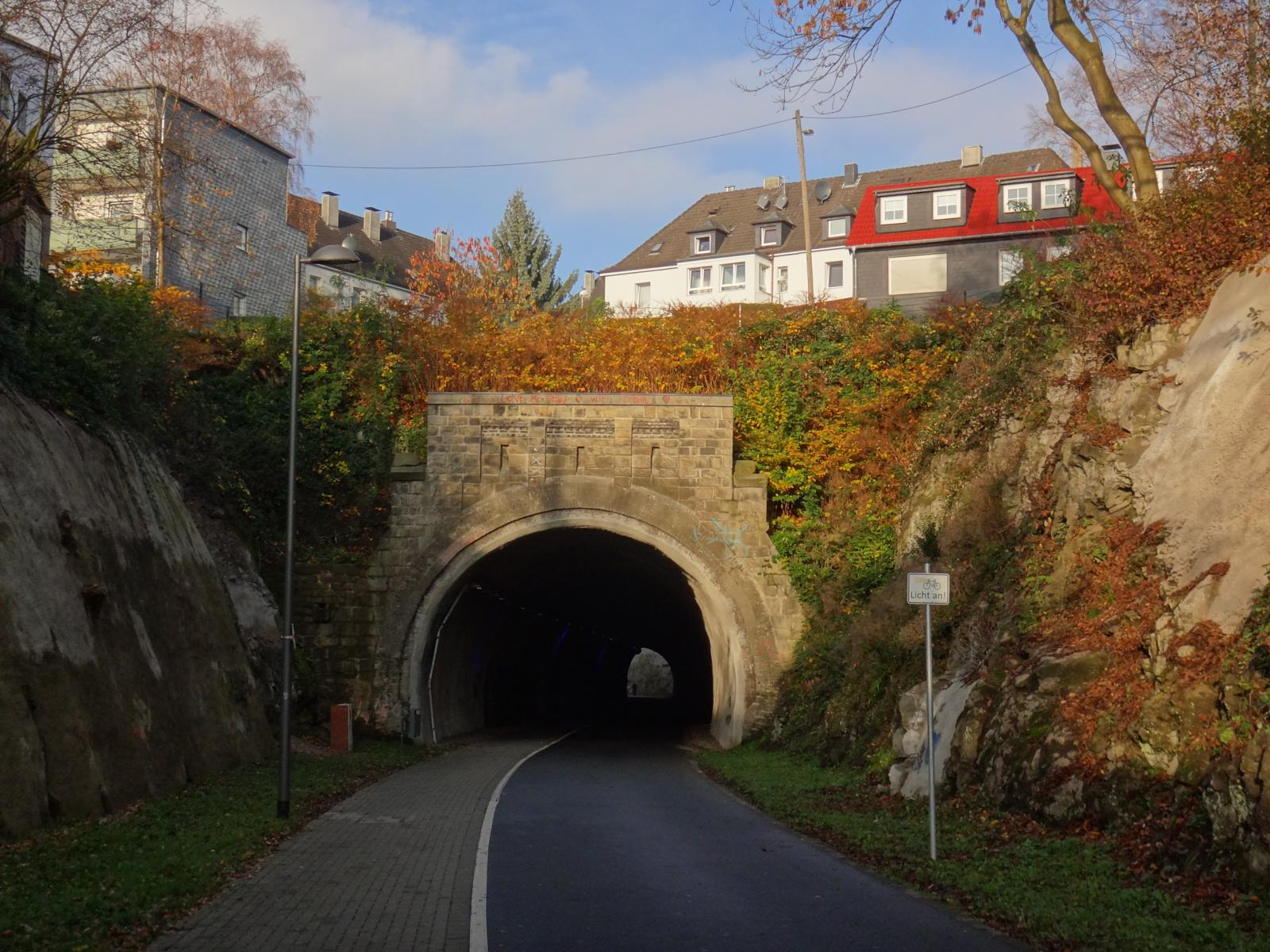 Photo of Between Wupper and Ruhr valleys on Bahntrassen 106 km
