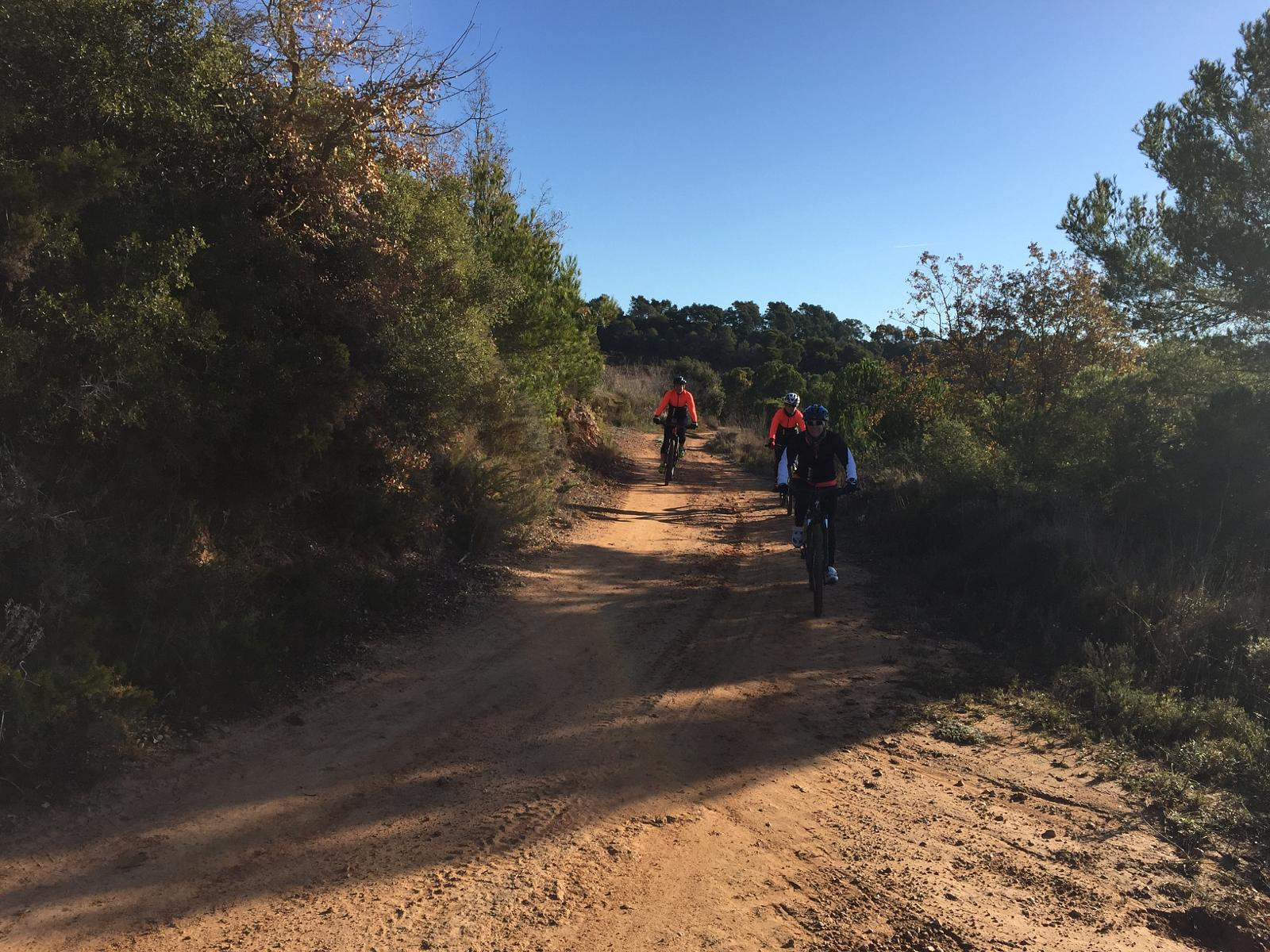 Photo of Recorregut verd de 'La Marató' de Cabra del Camp 2016