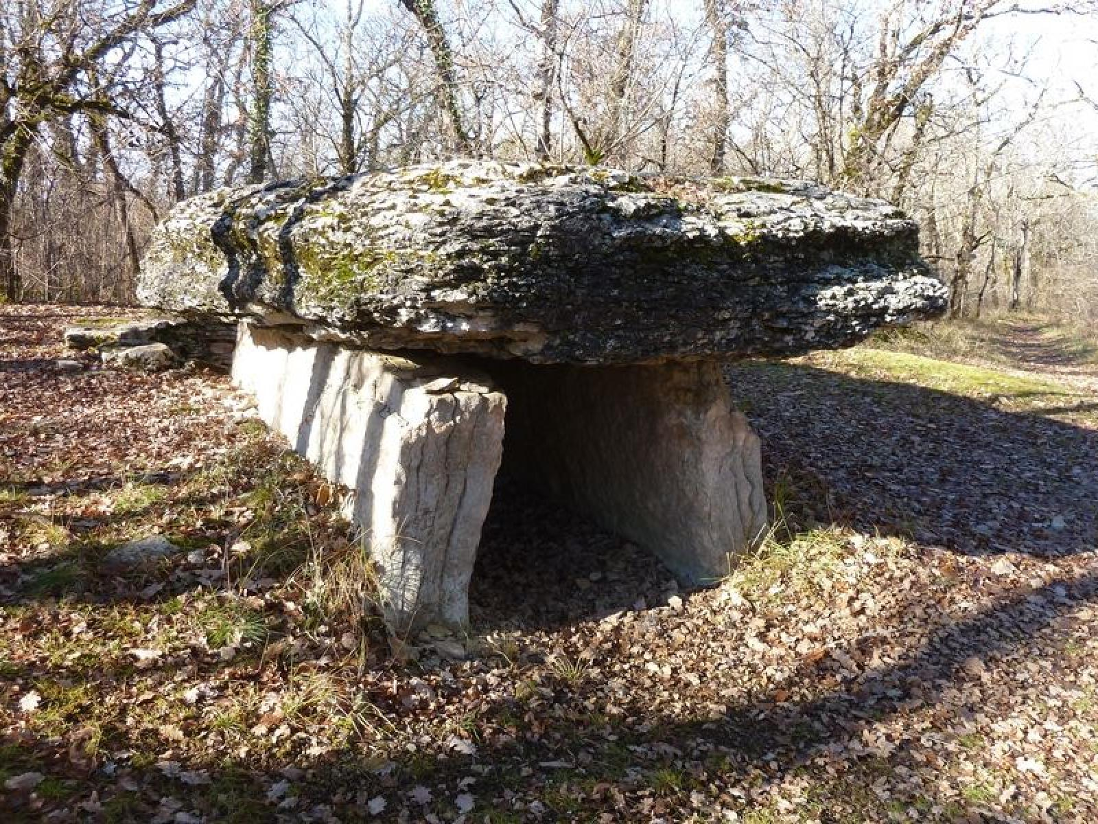 Photo of Martiel - Boucle des Dolmens (Lot - France)