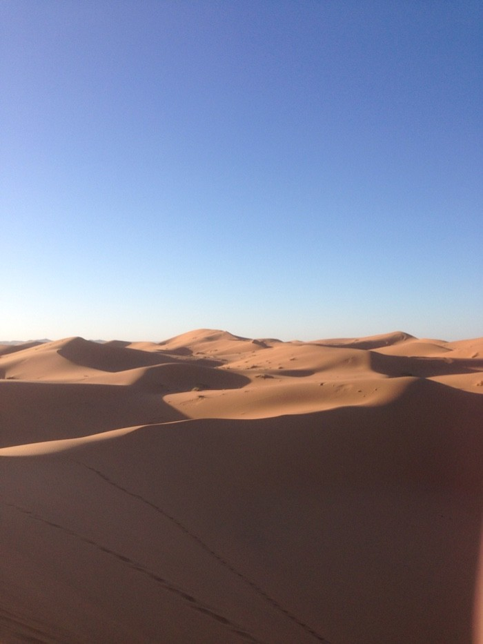 Foto de Sunset & Sunrise Walk in the Dunes of Merzouga