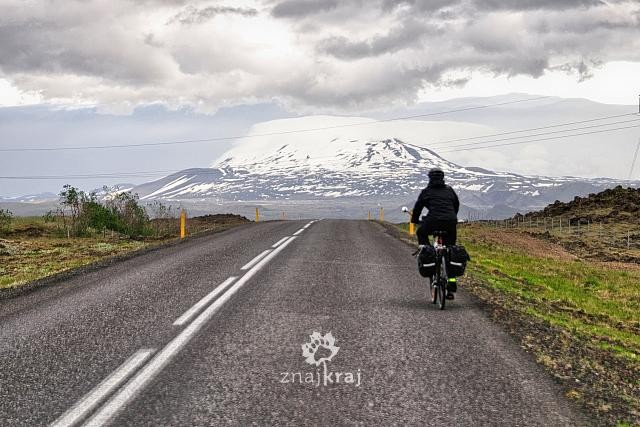 Photo of Cycling Southern Iceland