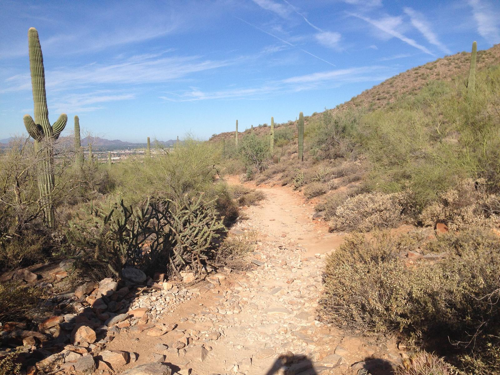 mynd af Gateway Trailhead. Scottsdale Arizona