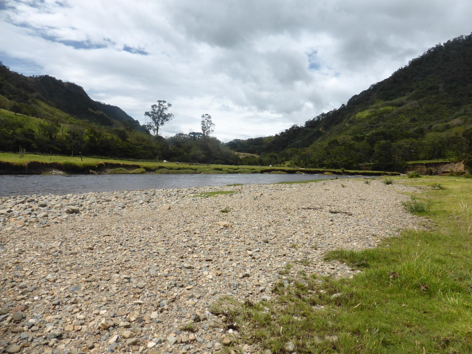 Photo of Trail Coconuco - Path to the Rio Cauca