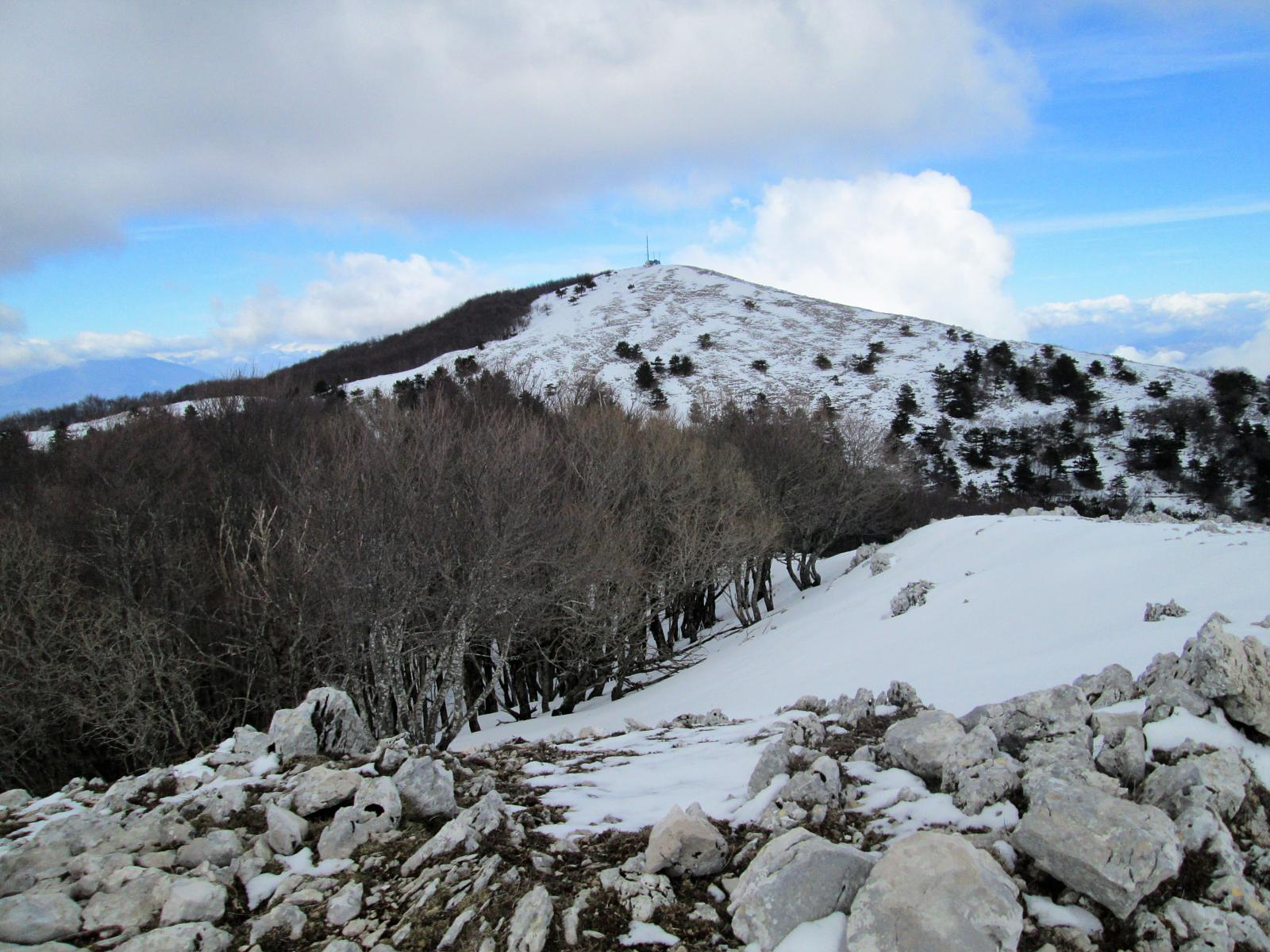 Photo of Monte Campetelle 1494m