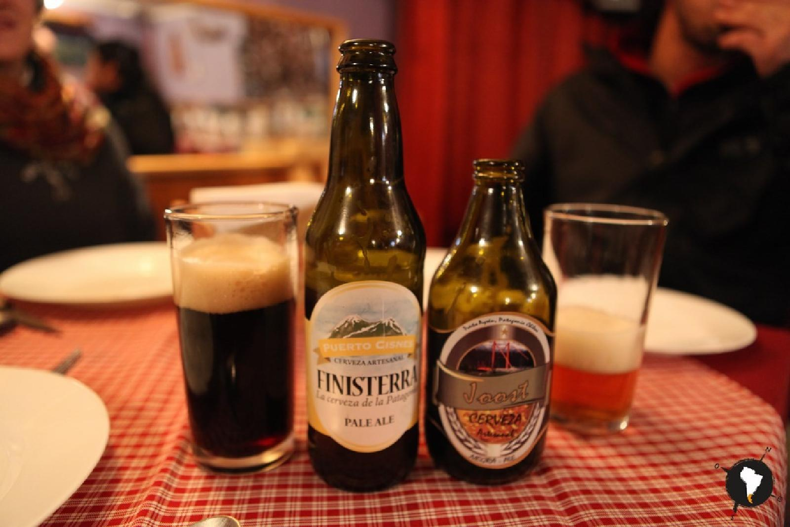 Fotoğraf Enjoy these craft beers prepared with the purest waters of Chile