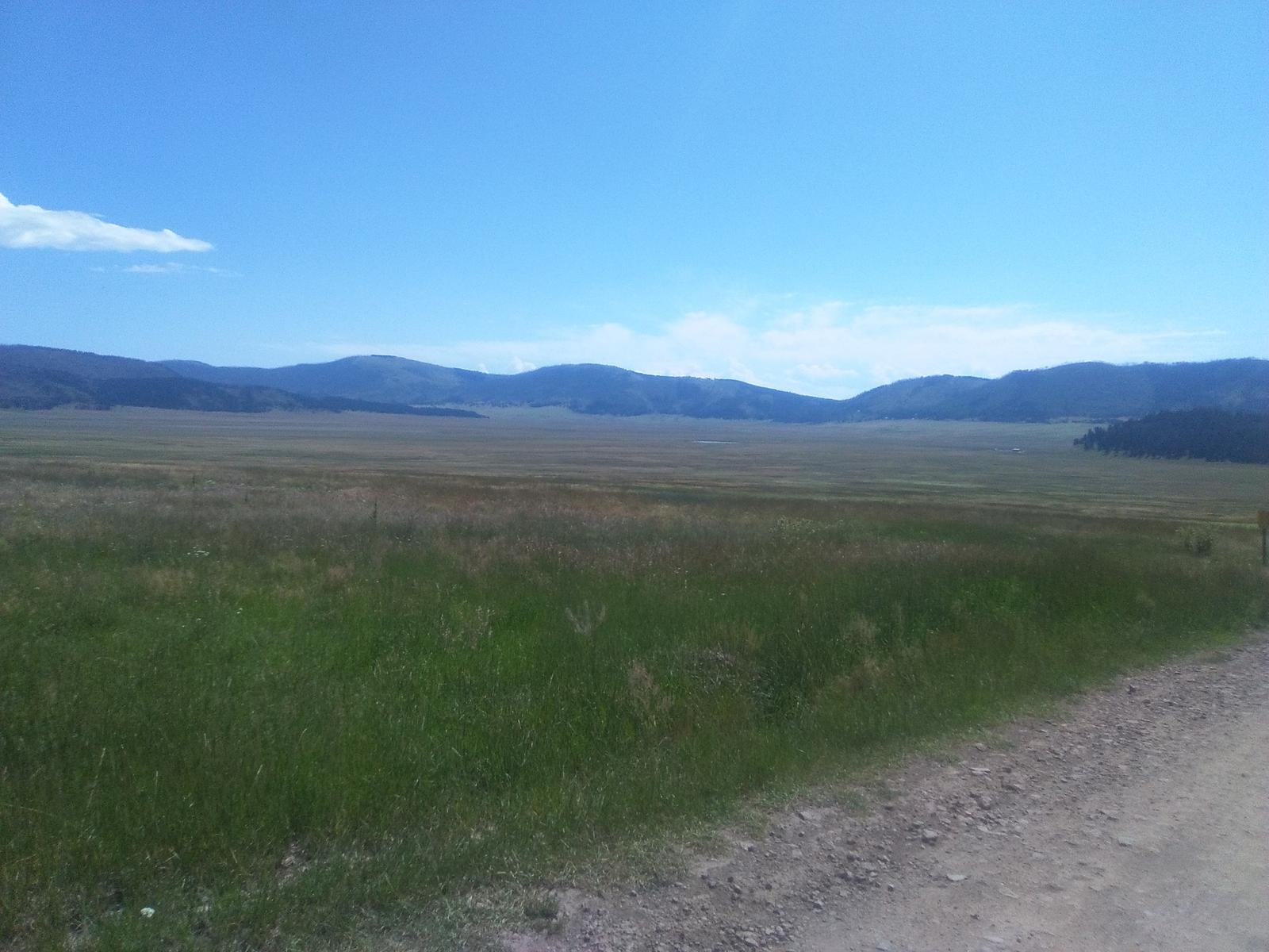 的照片 Valles Caldera National Preserve(Trails O1-O2-O9-12)