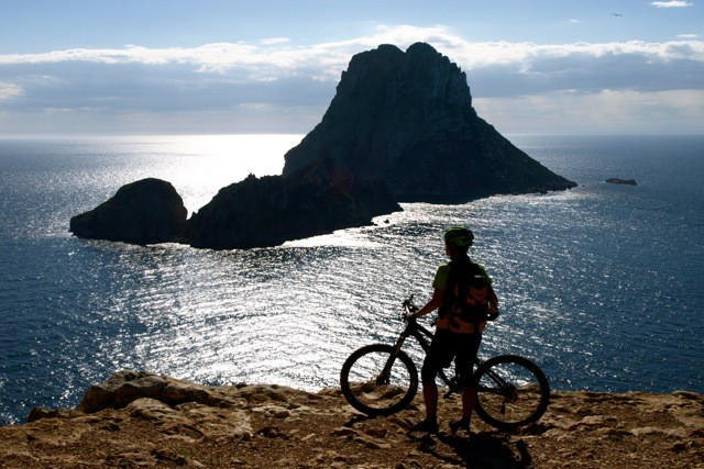 Foto von Vuelta a Ibiza en mountain bike