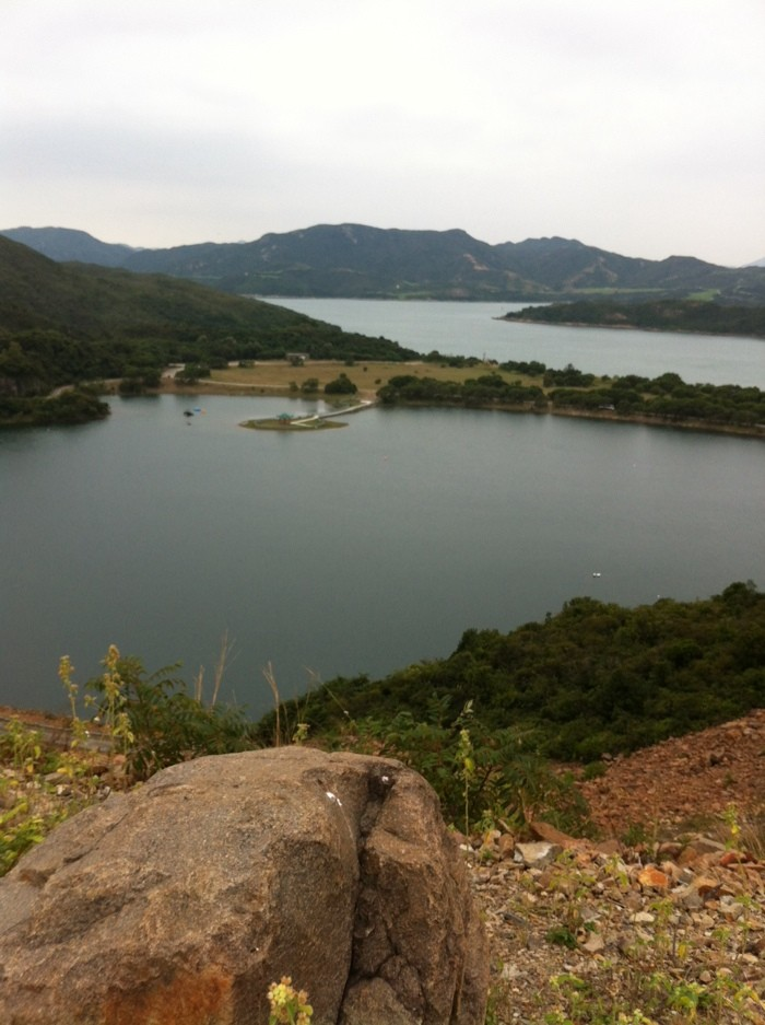 的照片 MacLehose Trail Sec 1 and 2