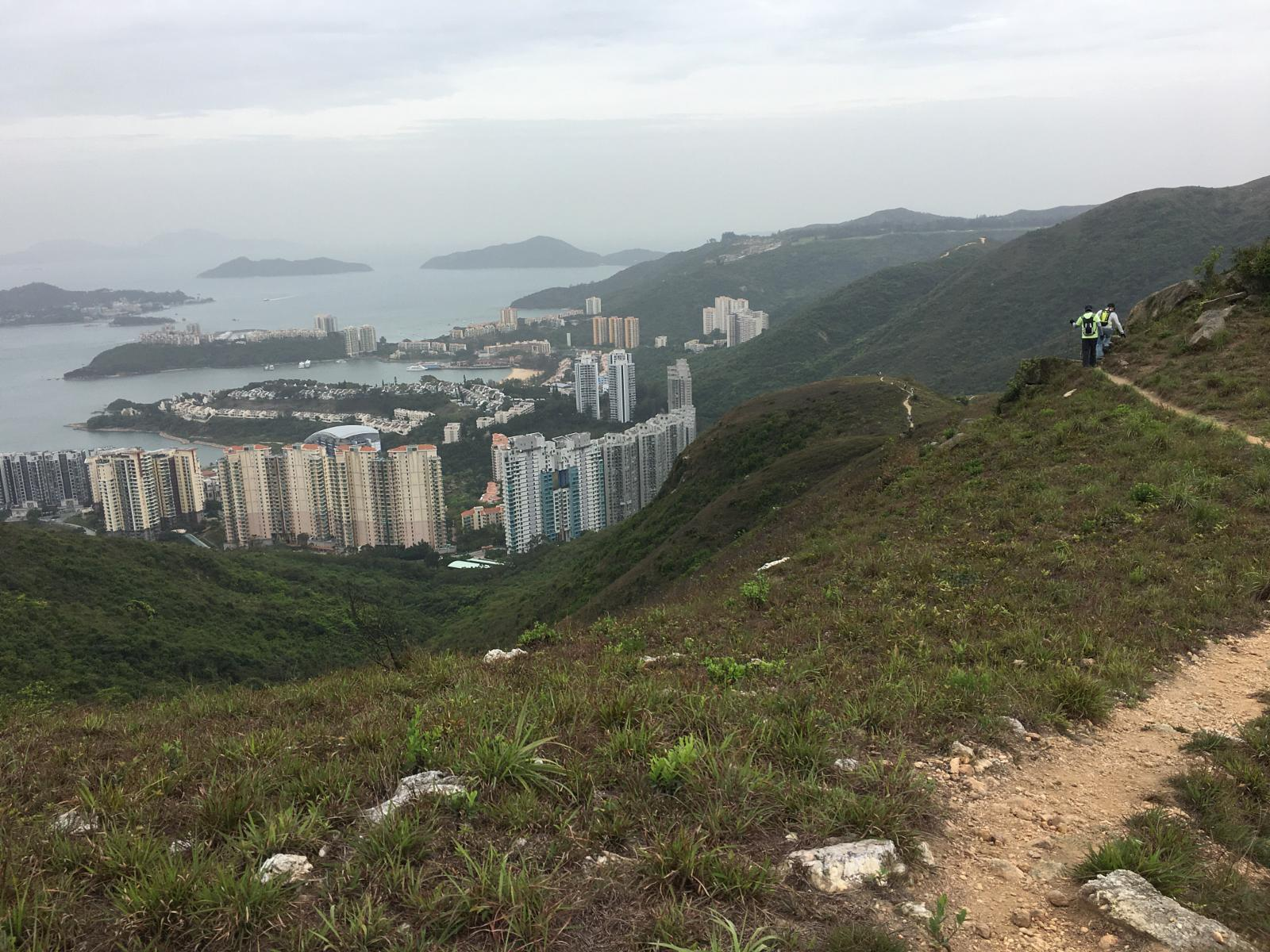 的照片 Sunny Bay to Mui Wo via Tai Che Tung and Lo Fu Tau