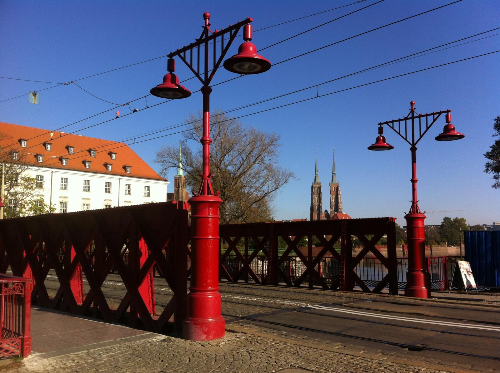 Foto von WROCLAW - THE CITY OF BRIDGES