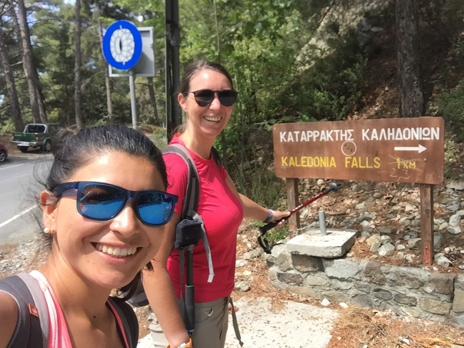Foto af Kaledonia Trail to Troodos