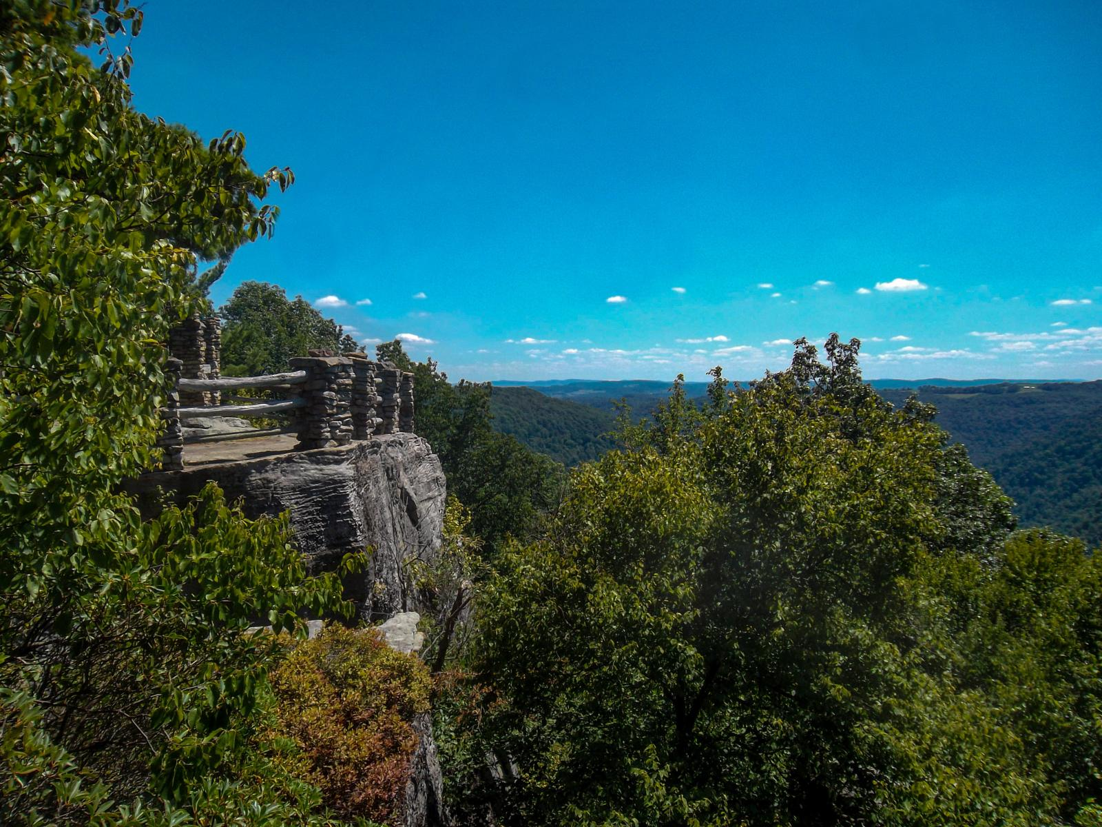 Photo of Coopers Rock State Forest