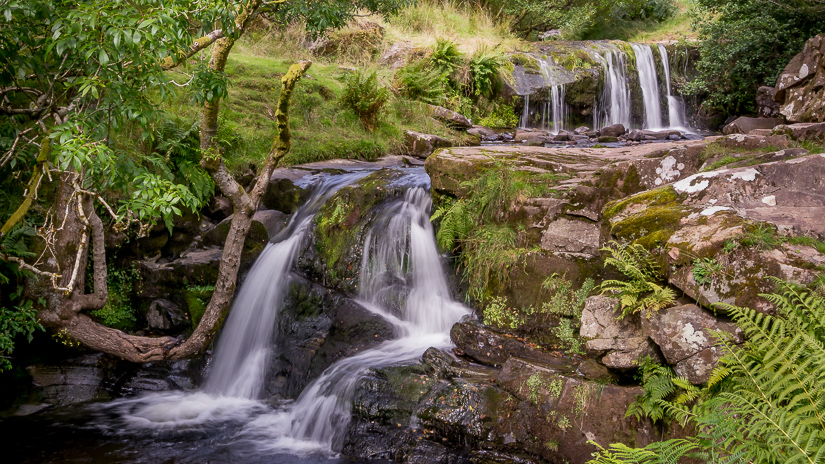 Photo of Family-friendly hike to the Blaen-y-glyn Waterfall (Brecon Beacons)