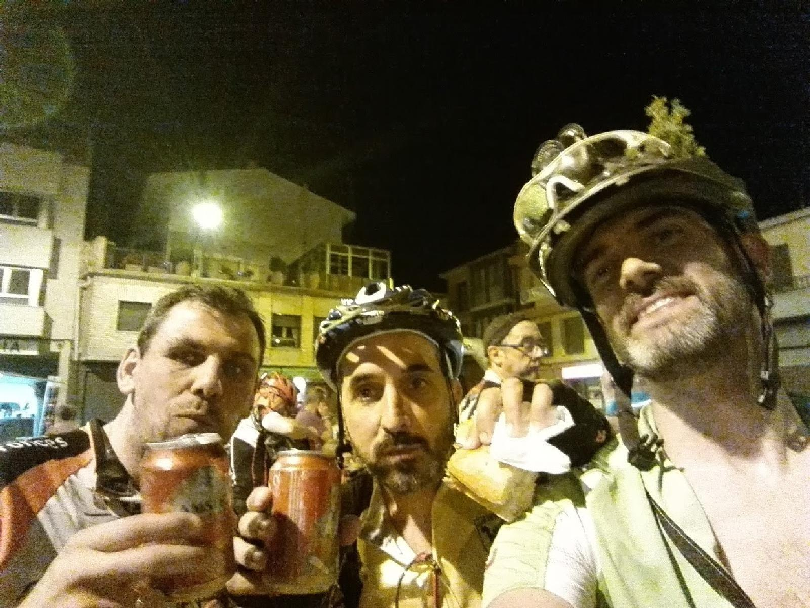 argazkia NAVARRA.- VI Night and Bike. Murchante