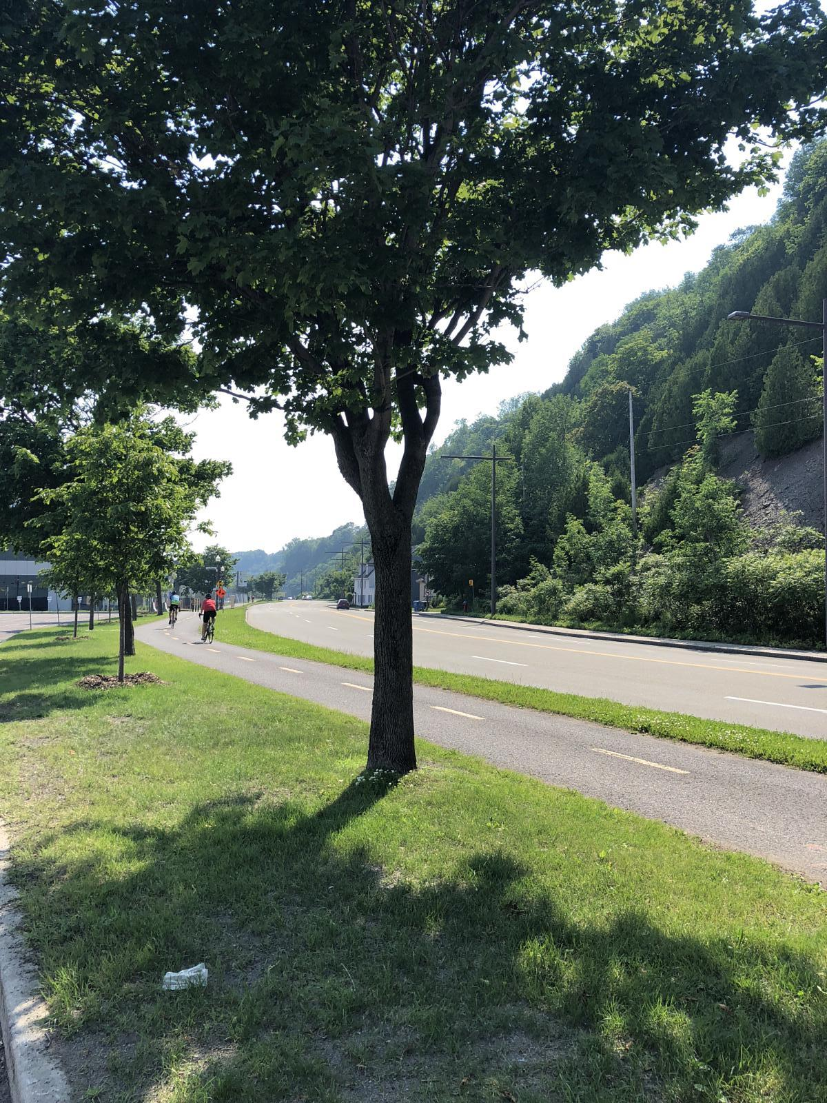 Photo de Marche 18 km/33 Celsius 2018-07-02