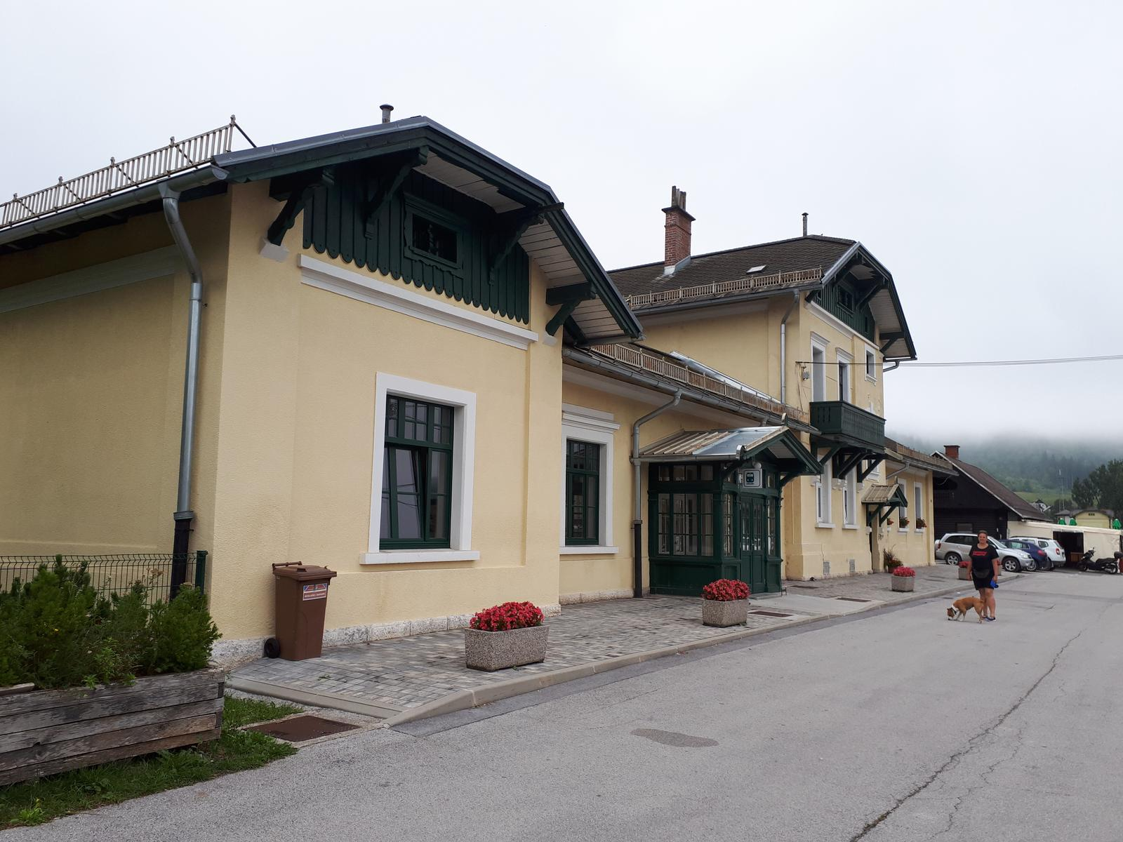 Foto de Car Train (SLO) - Bohinjska Bistrica - Most Na Soci - 29 km