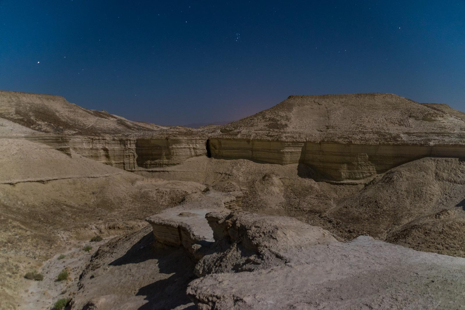 Photo of Full moon walk around Masada