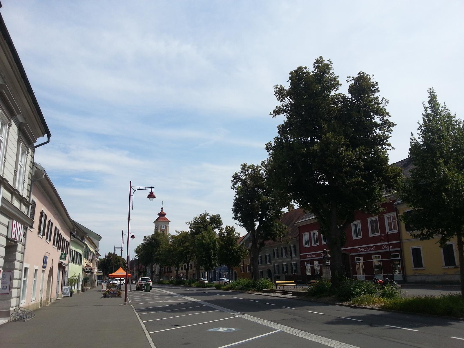 Foto van The Mainstreet of Styria (Austria)
