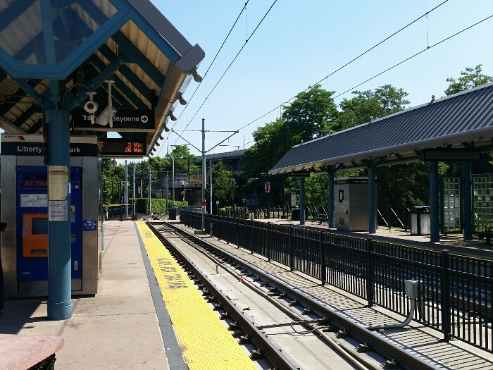 Photo of Liberty State Park Station