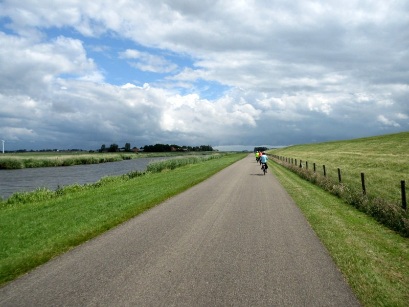Φωτογραφίες HOLANDA. Lake Ijssel Tour