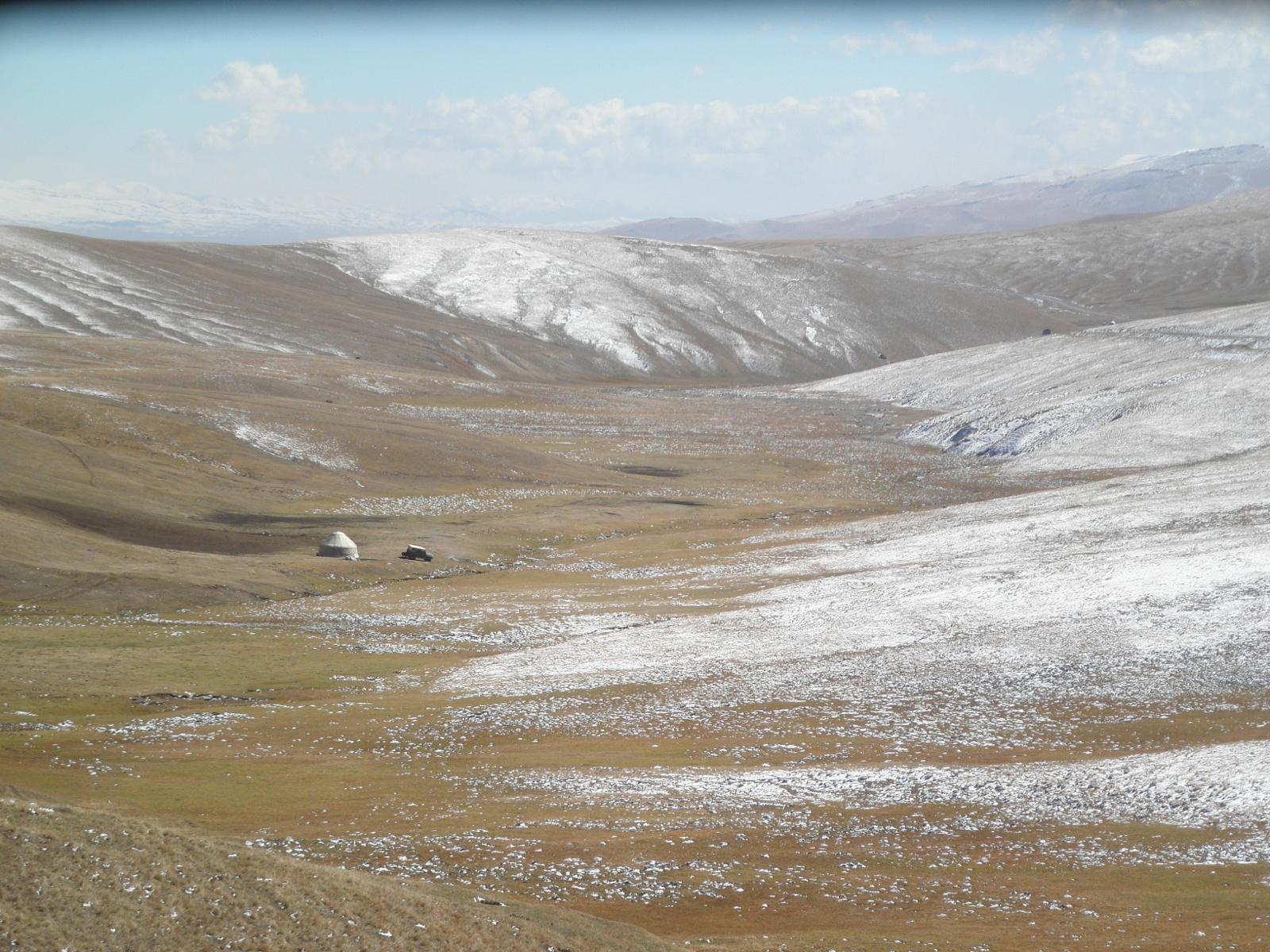 Photo of KYRGYZSTAN SOLO-STAGE 2: KARA KECHE PASS-SONG KOL LAKE