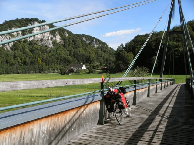 Foto de Ruta Danubio - Danube Cycle Way - Donau - Donaueschingen to Budapest 18 Stages - Stage 13-18