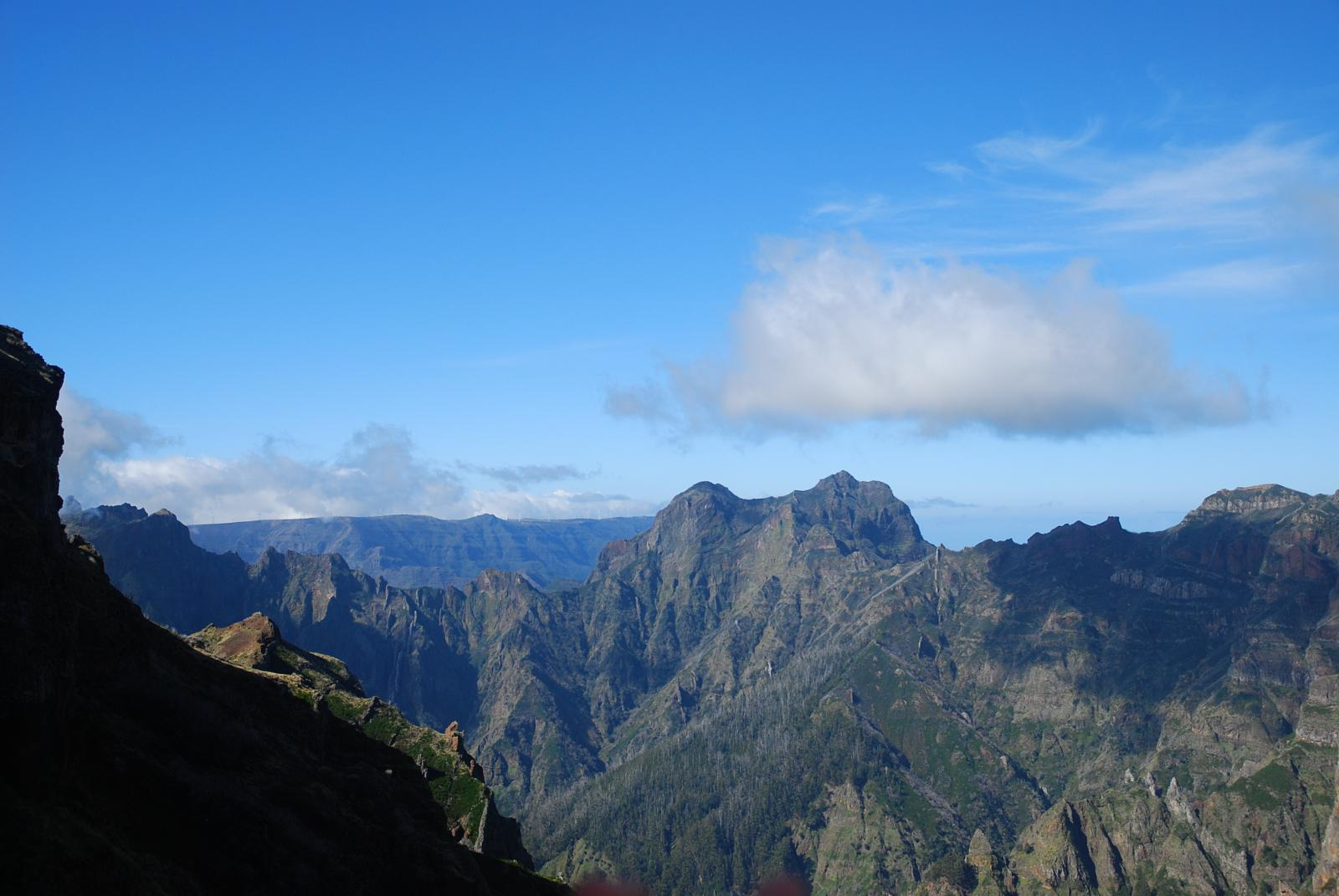 Photo of Pico do Areeiro 15-NOV.-14