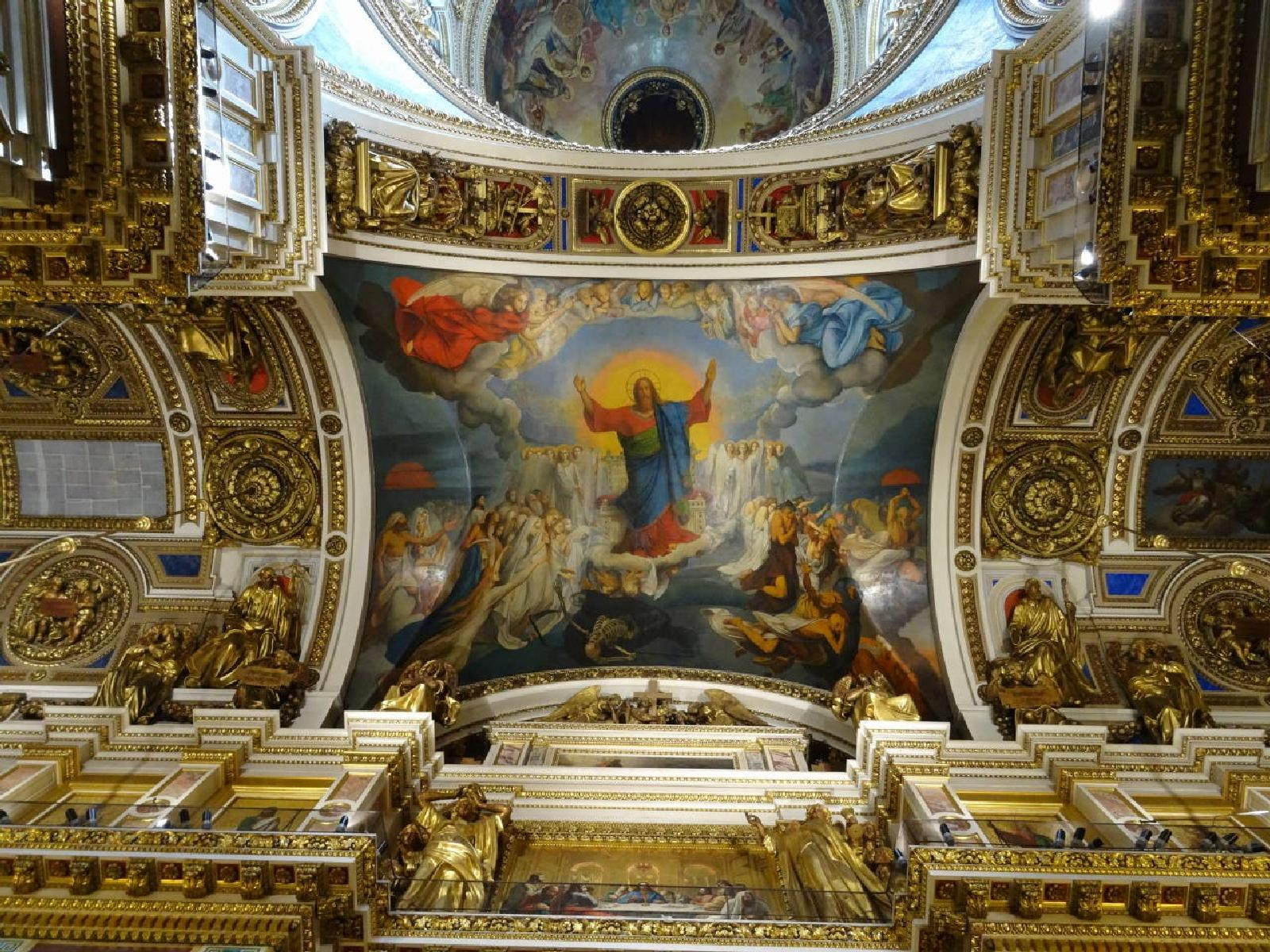 mynd af St. Isaac's Cathedral