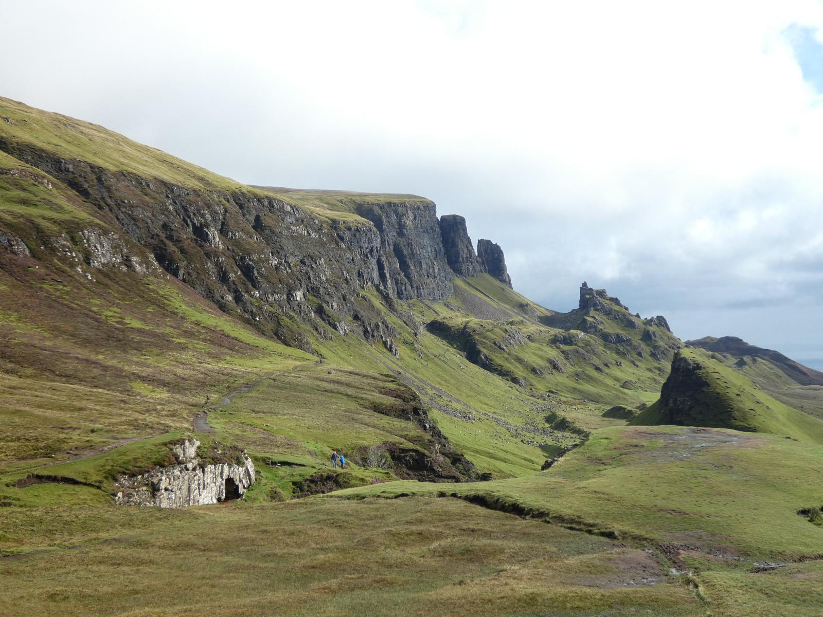 Foto di The Quiraing (Skye, Scotland)