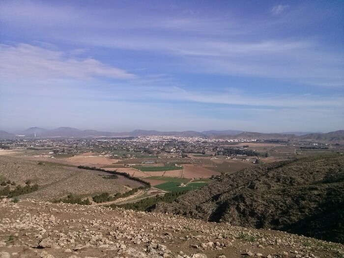 Photo of Ruta al Cerro Gordo. Hellin