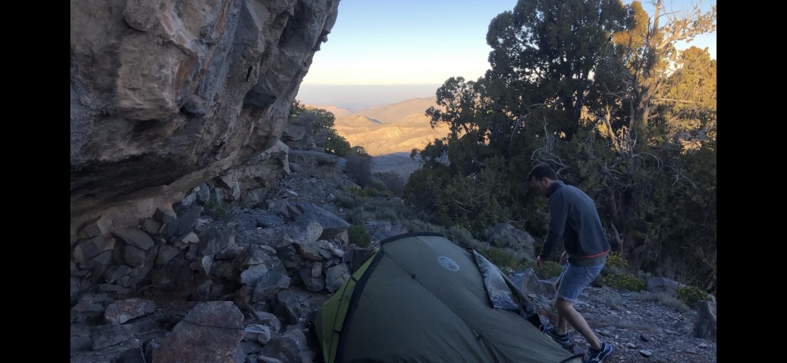 Foto de Camping at Djebel Shams (W6)