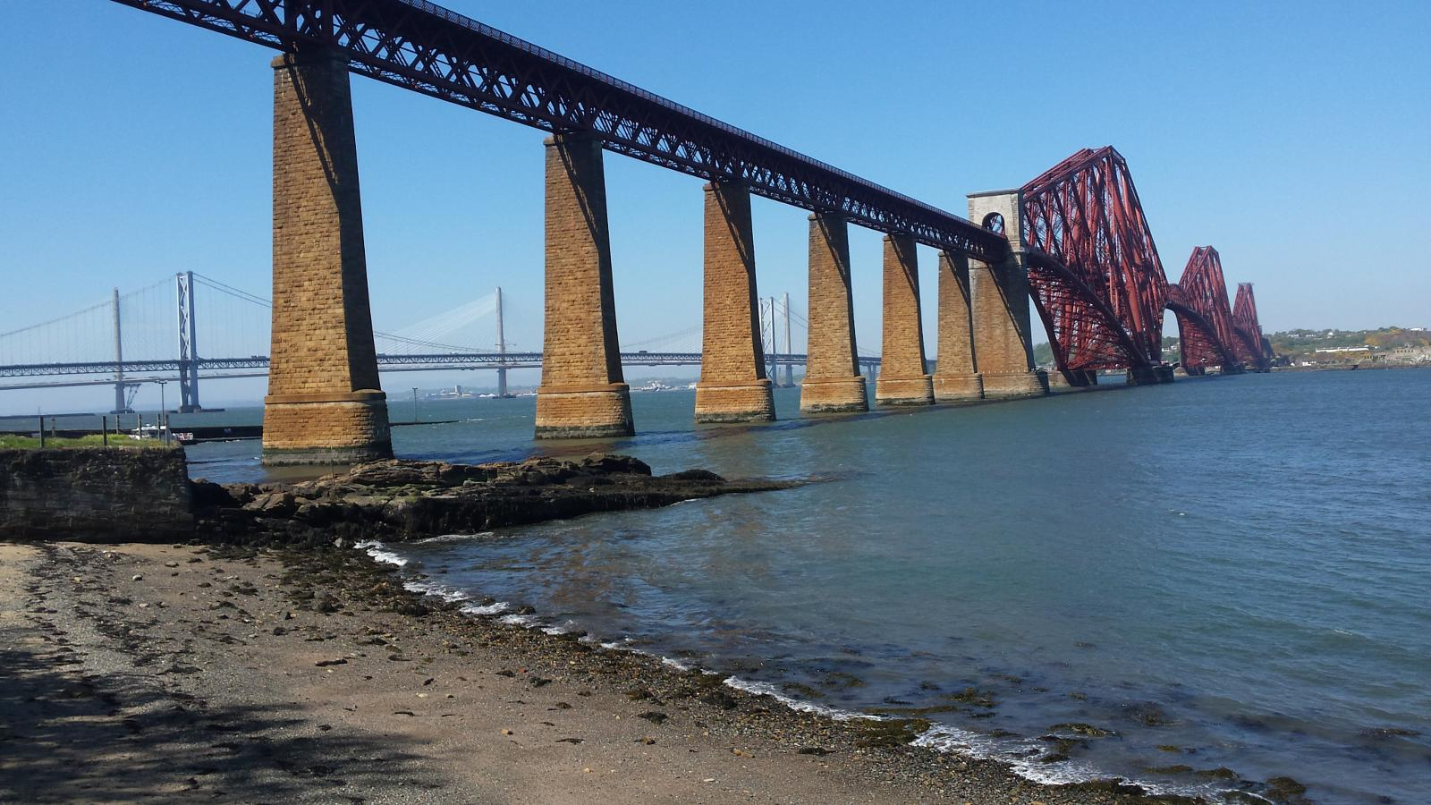 Photo de Forth Bridge-Cramond