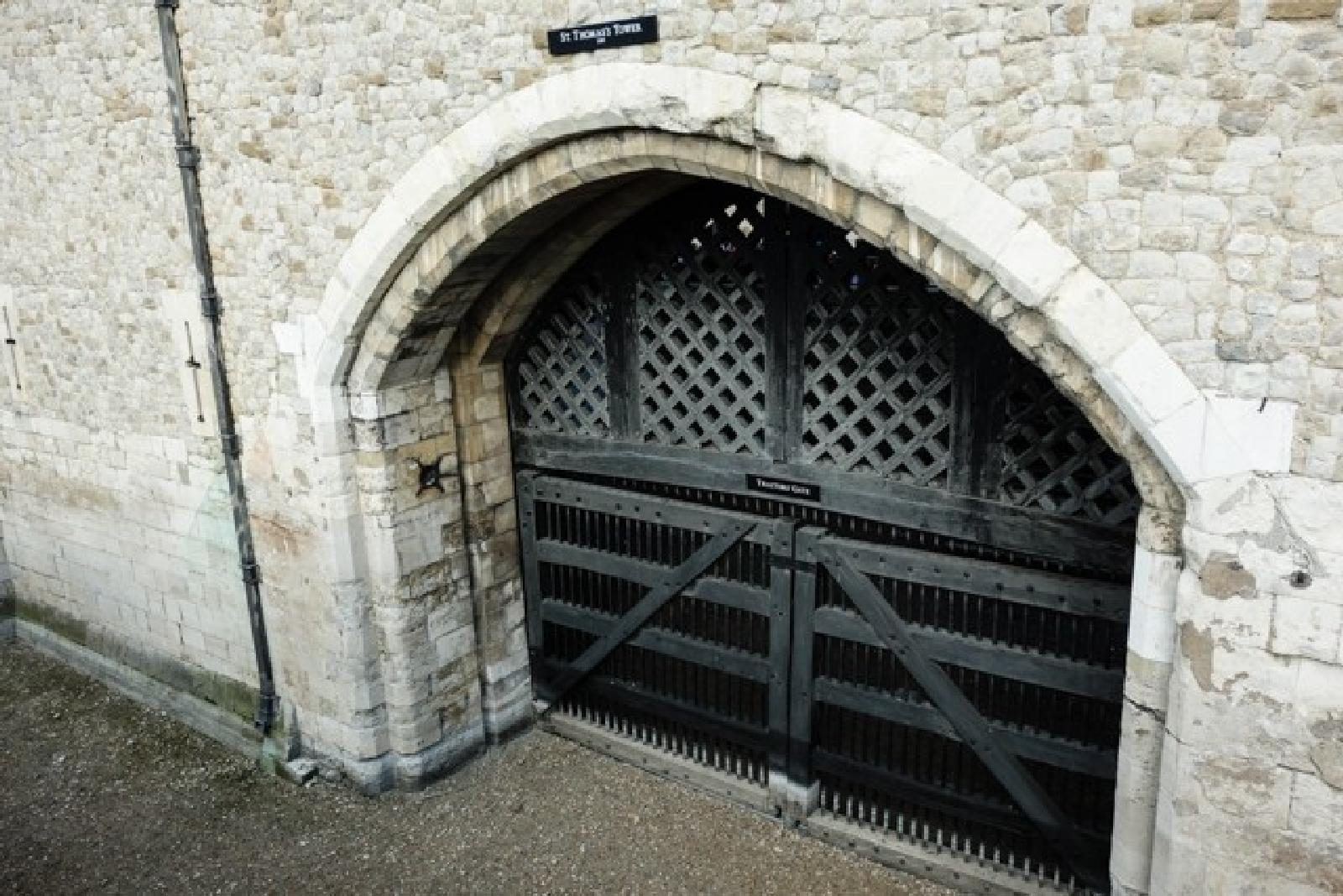 Foto van TRAITOR'S GATE