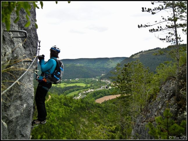 Photo of Via FERRATA de MENDE