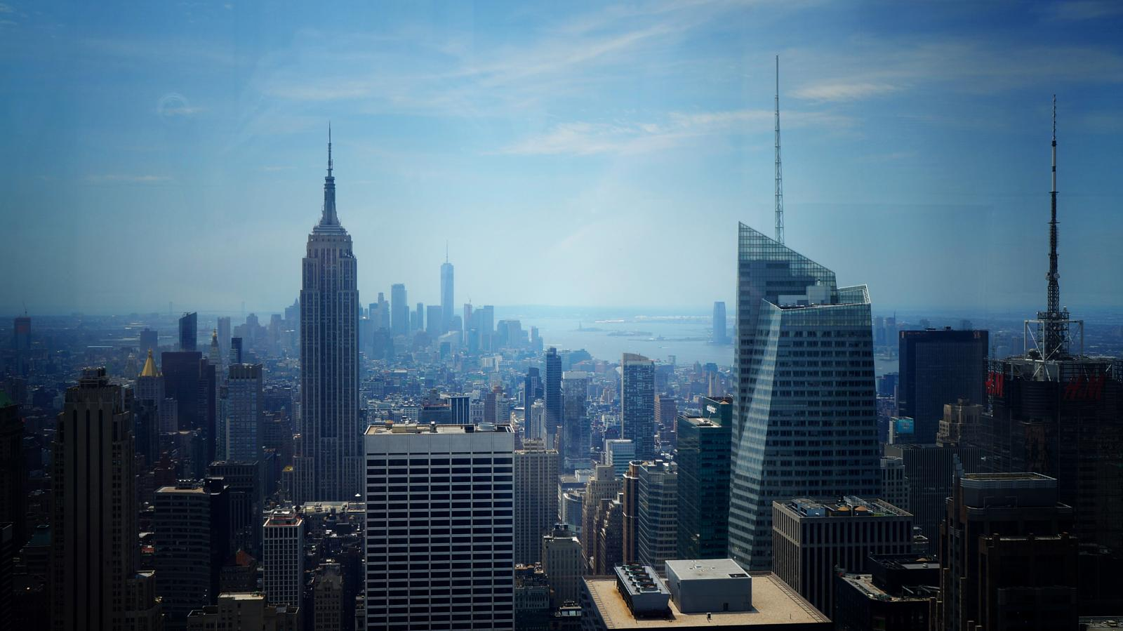 mynd af New York: Empire State Building - Top of The Rock 7,2Km