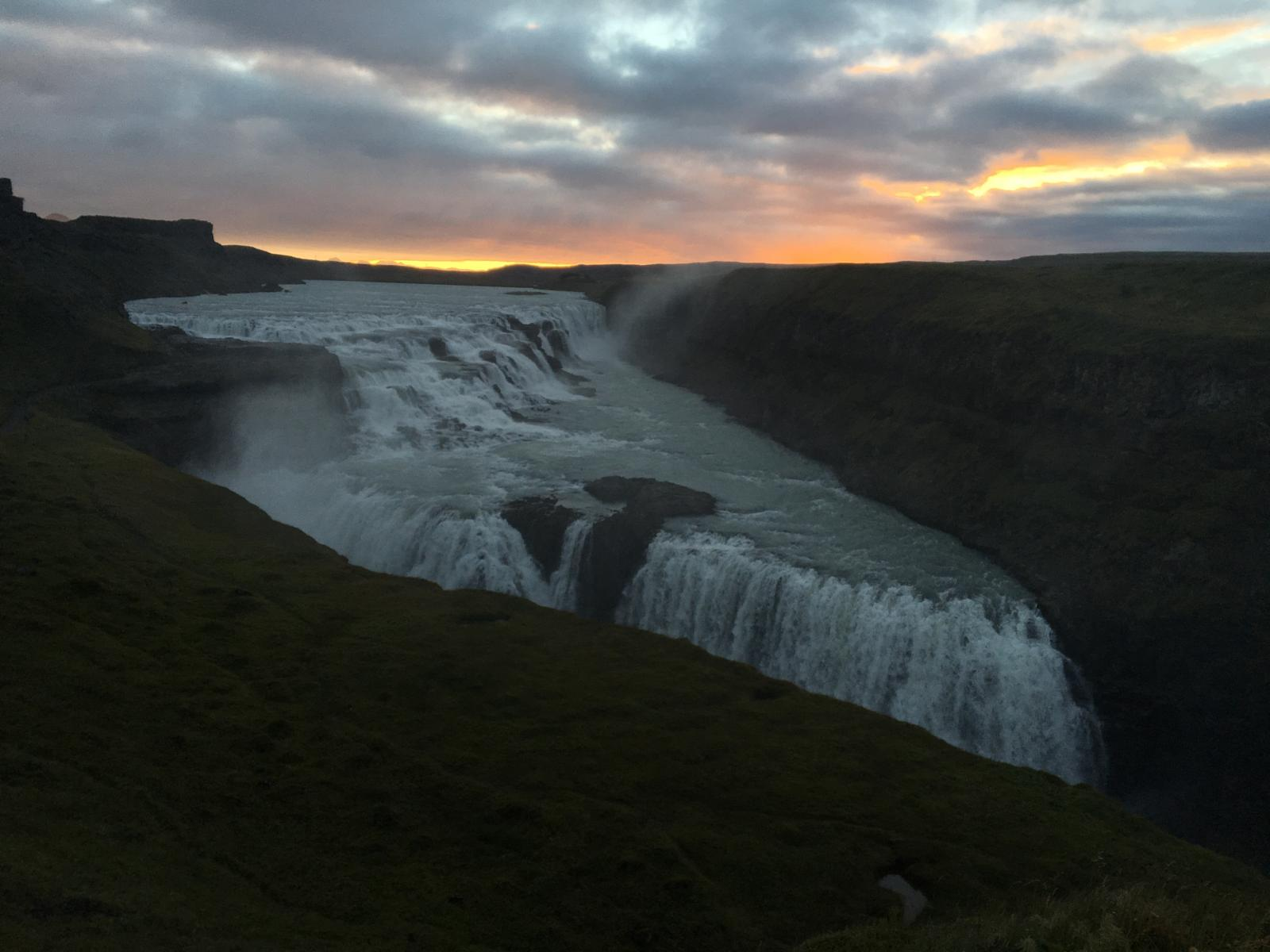 Photo de Islandia-Dia 8 Gulfoss-Keflavik